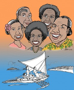 Pacific Island Project conference