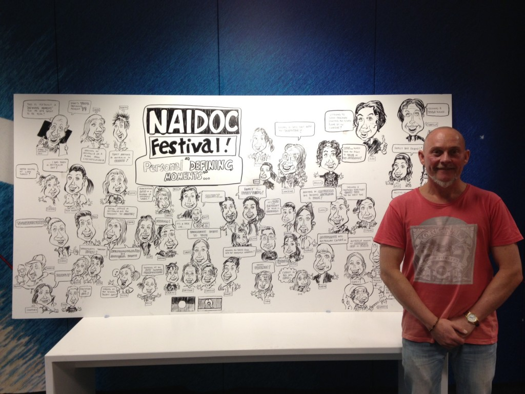 NAIDOC Week, National Museum of Australia 2015